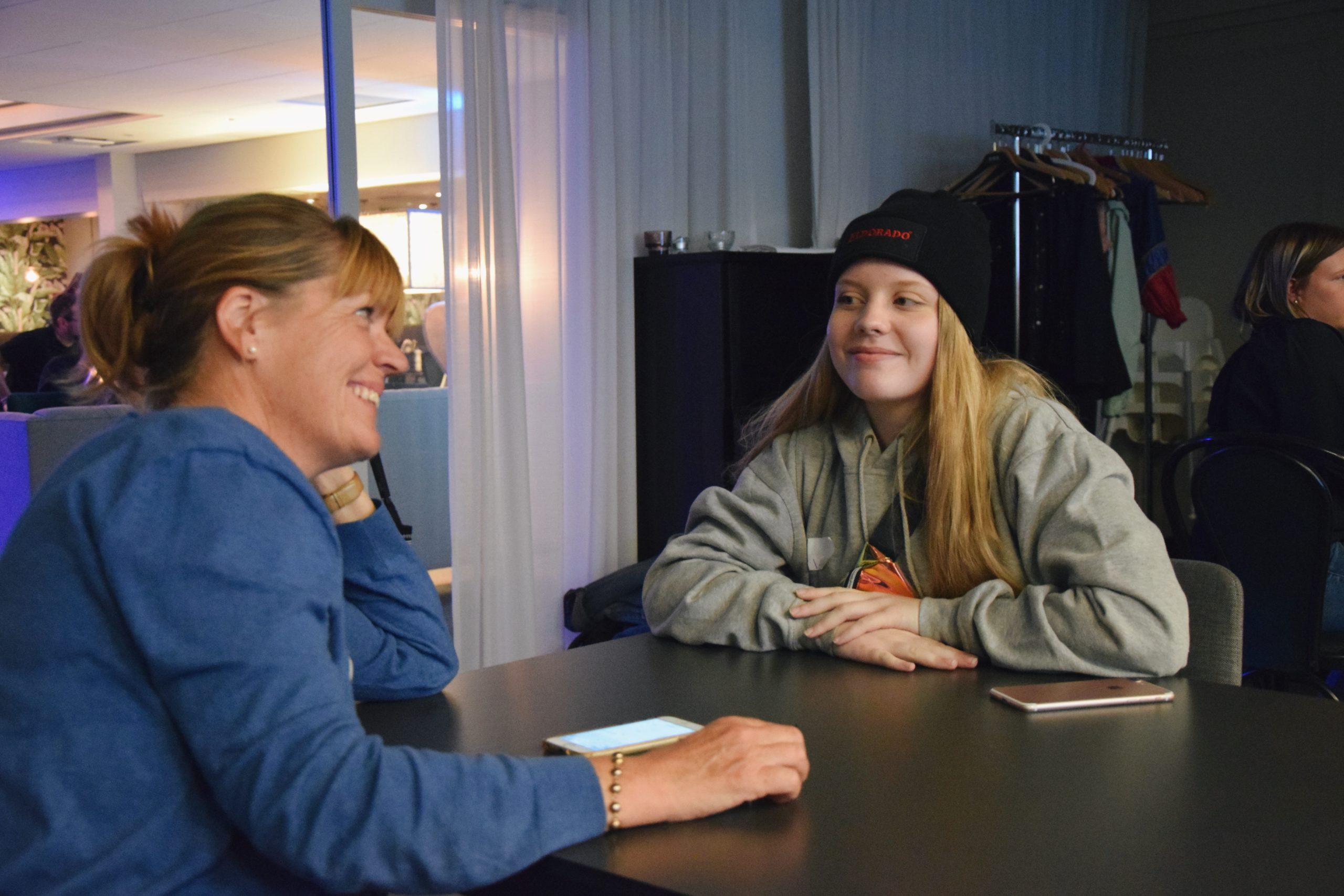 Mentor Agneta Dagersten för mentorskapsprogrammet 2019