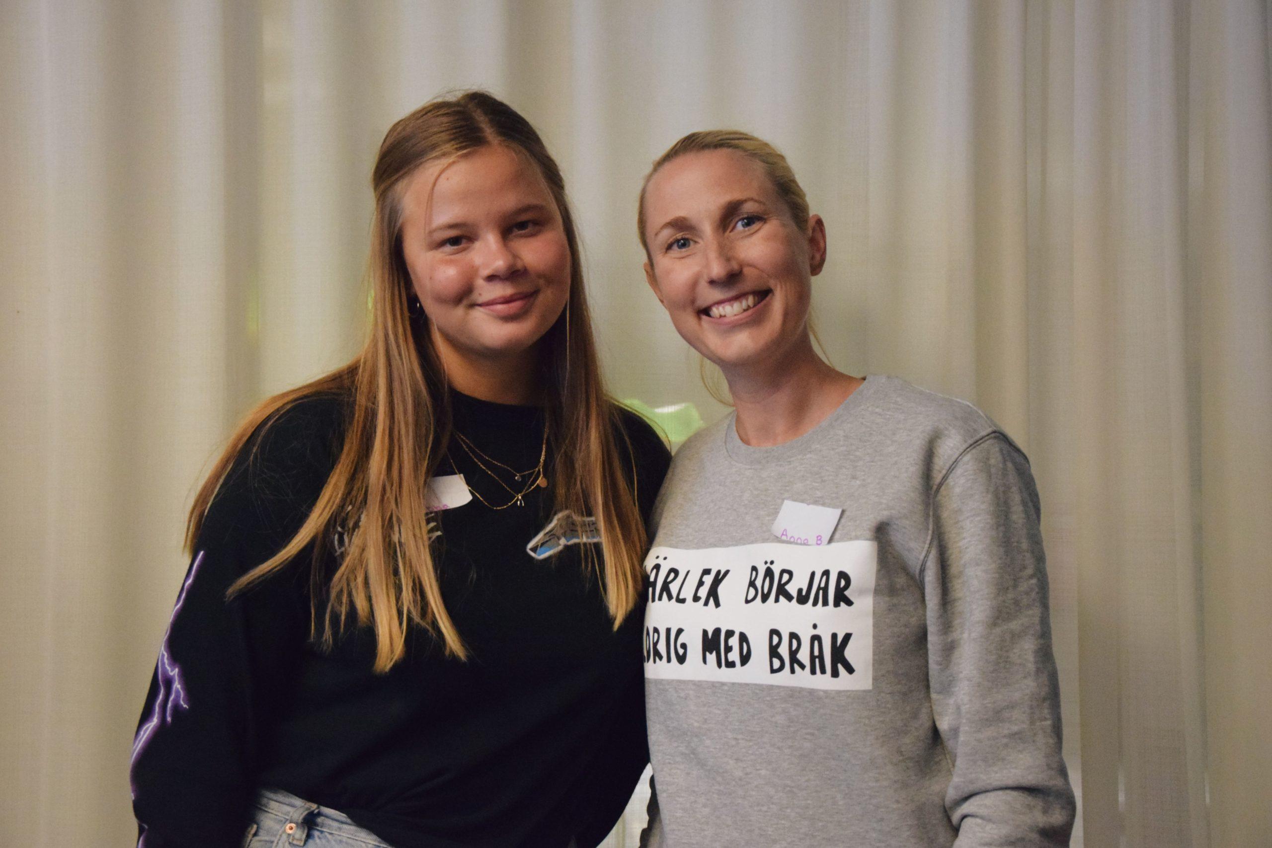 Mentor Anna Brynås för mentorskapsprogrammet 2019