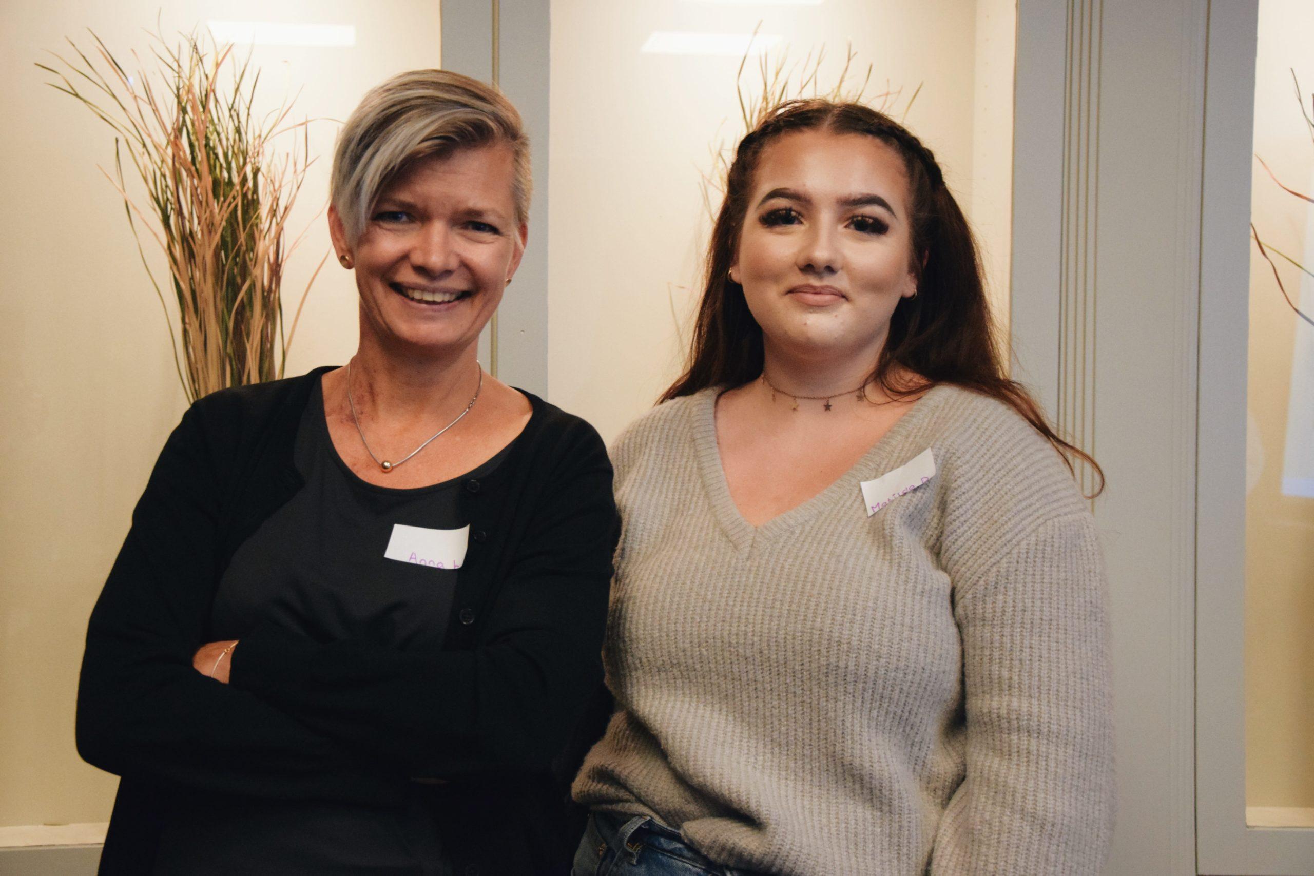 Mentor Anna Lindberg för mentorskapsprogrammet 2019