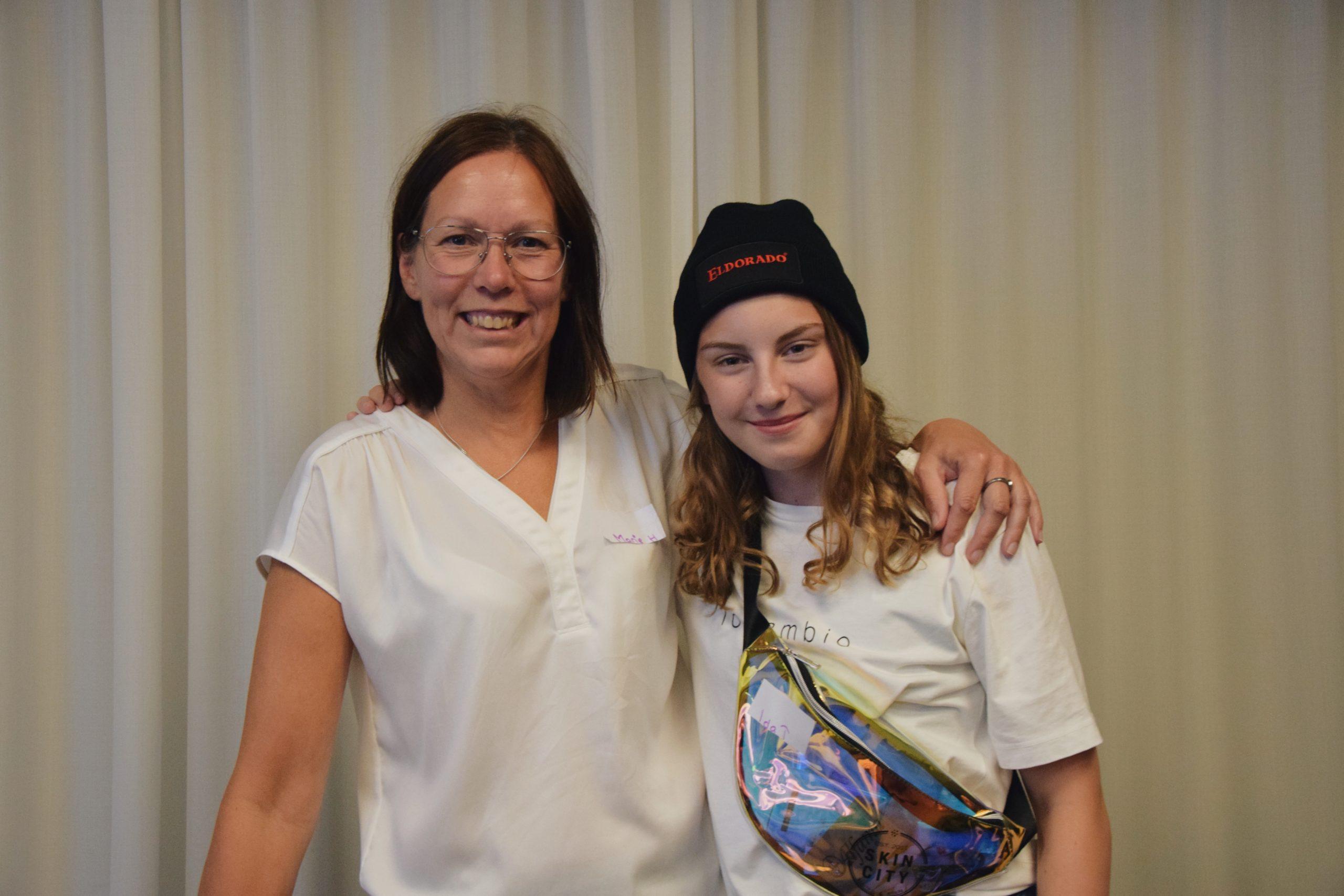 Mentor Marie Högqvist för mentorskapsprogrammet 2019