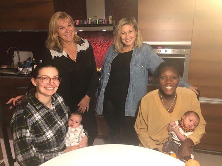 Storasystrarnas Advisory Board familj
