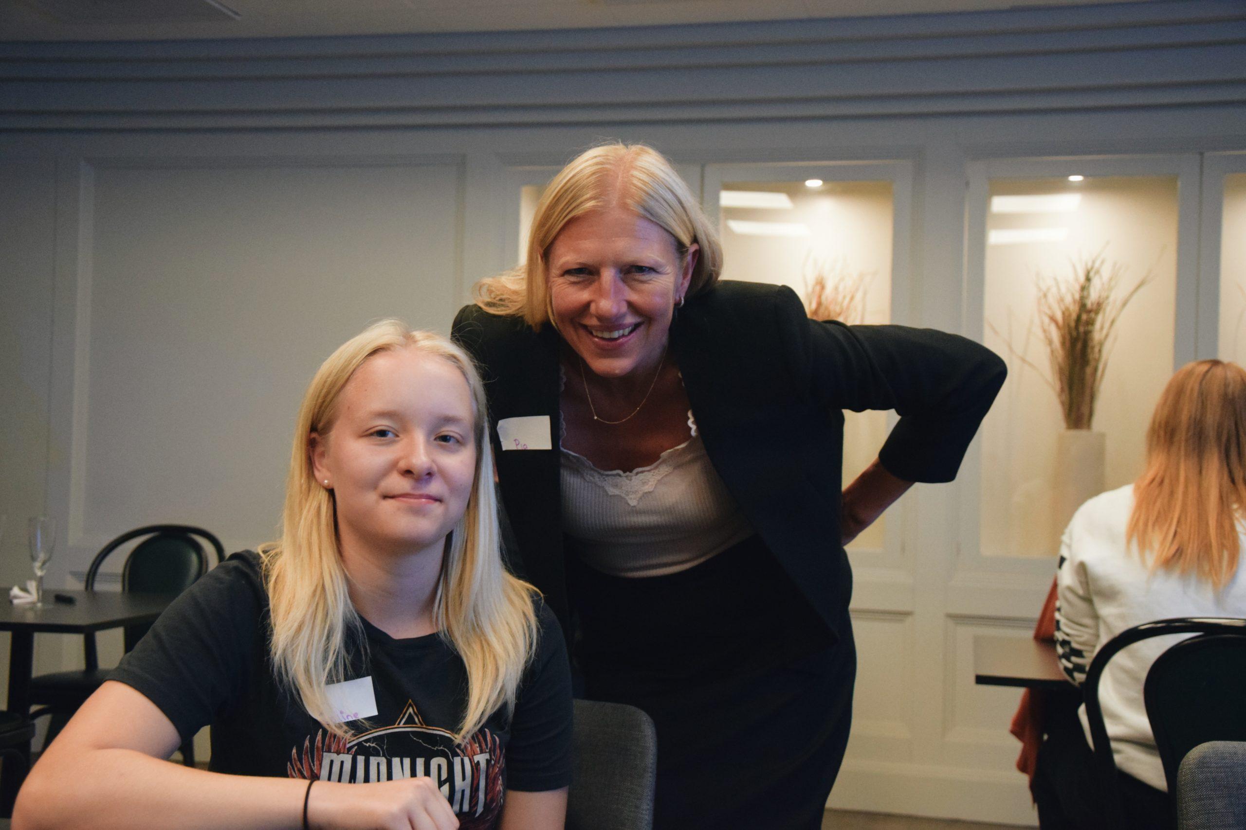 Mentor Gunilla Frennesson för mentorskapsprogrammet 2019