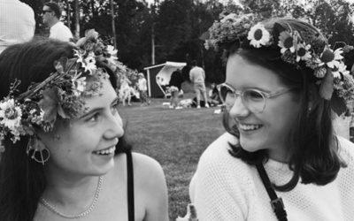 Välkomna Emma och Maider – våra praktikanter under Systerveckan!