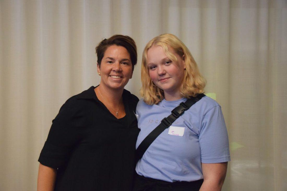 Mentor Sanna Detlefsen för mentorskapsprogrammet 2019